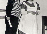 Palackého třída 1984 - Karel Bílý, Věra Chládková