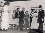 Palackého třída 1984 - Václav Havlíček, Věra Mačátová, Petr Novák, Jaroslav Beneš, Josef Klekar, Ivana Poláčková (Hamplová), Aleš Hampl, Hana Nováková, Karel Maťátko