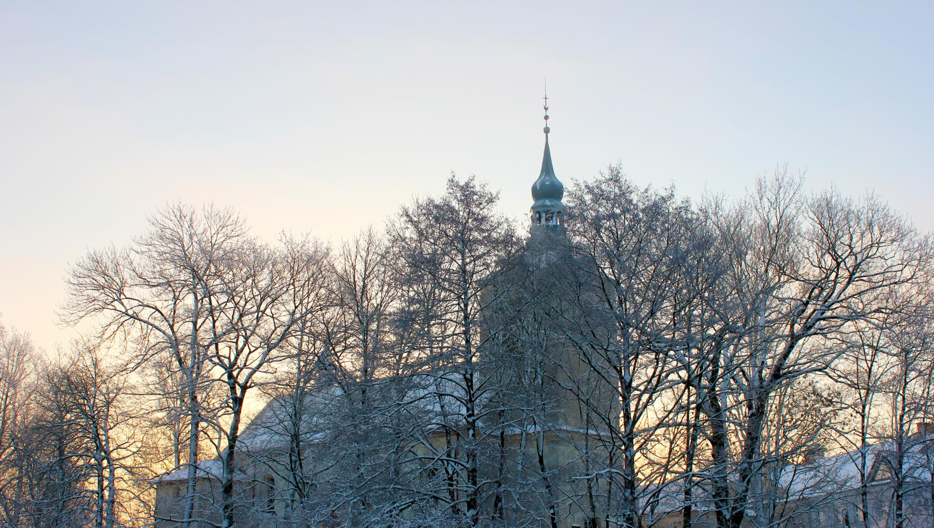 kostel dc
